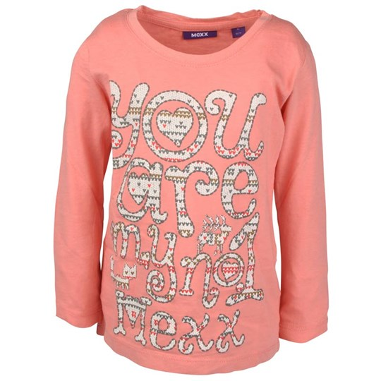 Mexx Kids Girls T-Shirt Apricot Pink