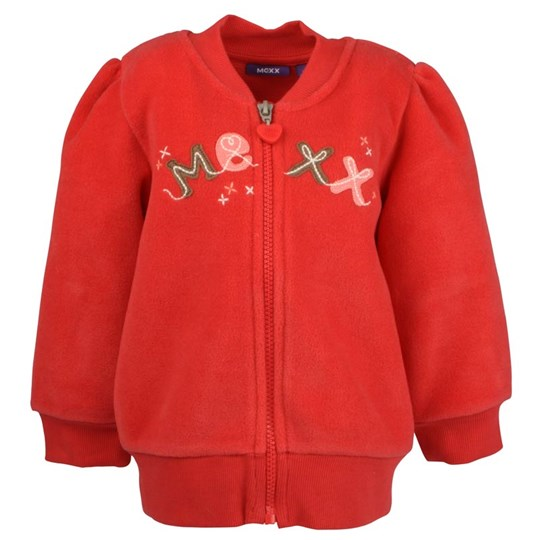 Mexx Mini Girls Sweatshirt Red Red