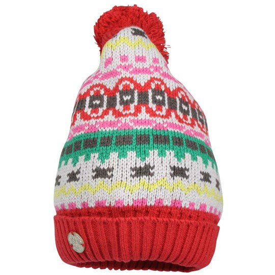 Mexx Hat Knitted  Red Rød