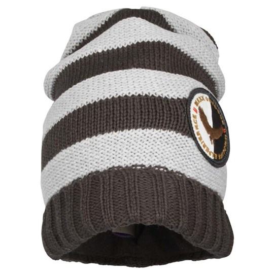 Mexx Kidsi Boys Hat Grey/Brown Black