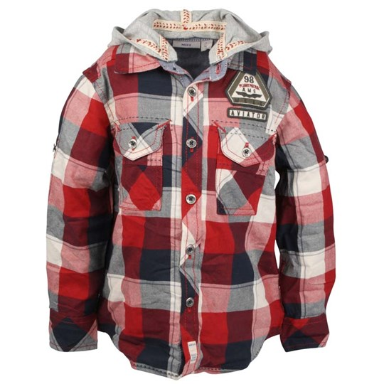 Mexx Kids Boys Shirt Red Red