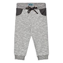 Me Too Karl 230 -Pants Sweat Grey Melange Grey Melange