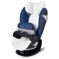 Cybex Pallas M/Solution M Summer Skyddsklädsel Vit White