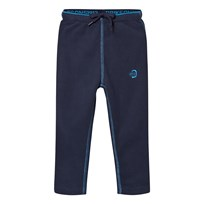 Didriksons Monte Kids Fleece Pants Navy Navy