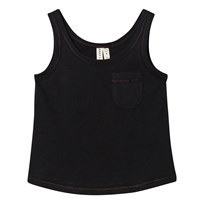 Gray Label Summer Tank Top Nearly Black Nearly Black