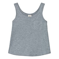 Gray Label Summer Tank Top Grey Melange Grey Melange