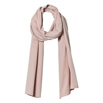 Gray Label Summer Raw Edge Scarf Vintage Pink Vintage Pink