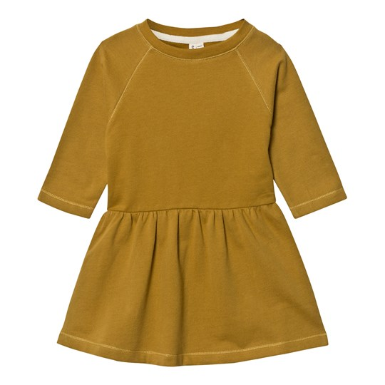 Gray Label Dress Mustard Mustard