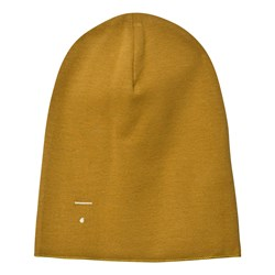 Gray Label Beanie Mustard