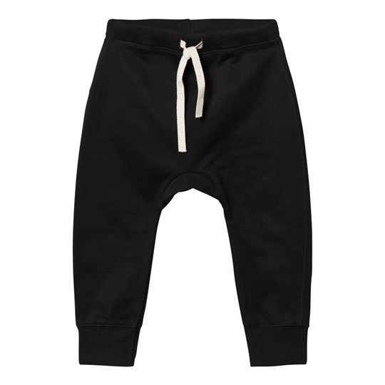 Gray Label Baggy Byxor Seamless Nearly Black Nearly Black