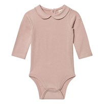 Gray Label Collared Baby Body Vintage Pink Vintage Pink