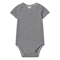 Gray Label Baby Body Nearly Black/Off White Stripes Nearly Black/Off White Stripe