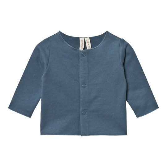 Gray Label Baby Cardigan Denim Denim