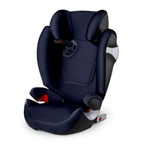 Cybex Solution M-Fix Car Seat Midnight Blue 2017 Midnight Blue