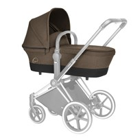 Cybex Priam Carry Cot Cashmere Beige 2017 Cashmere Beige
