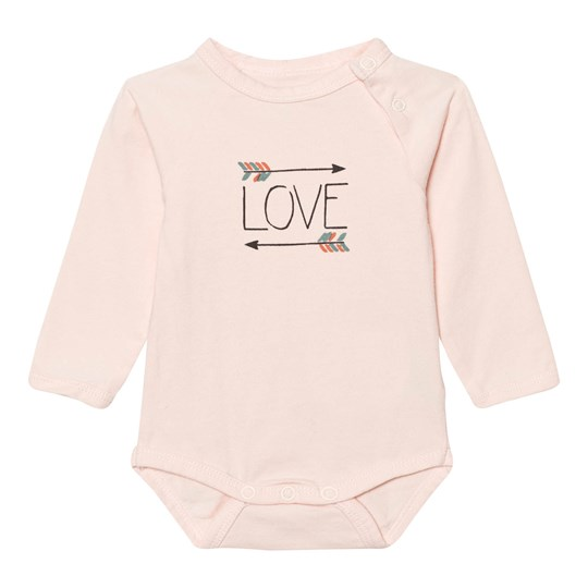 Minymo Joo 30 Baby Body Print Evening Sand