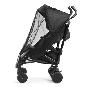 Image of Elodie Mosquito Net Brilliant Black One Size (685381)