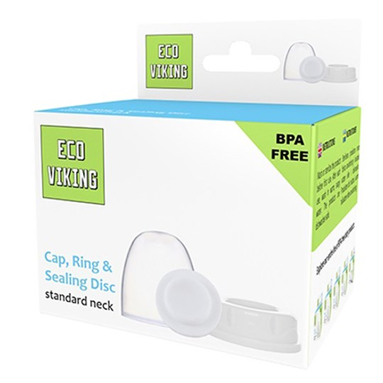 Eco Viking Cap, Ring & Sealing Disk Multi