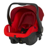 Britax Römer Primo Bundle Flame Red Flame Red