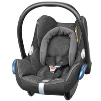 Maxi-Cosi CabrioFix Car Seat + EasyFix Base Triangle Black Triangle Black