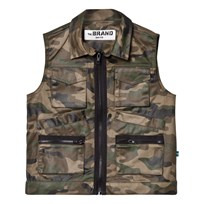 The BRAND Hunter Vest Camo Camo