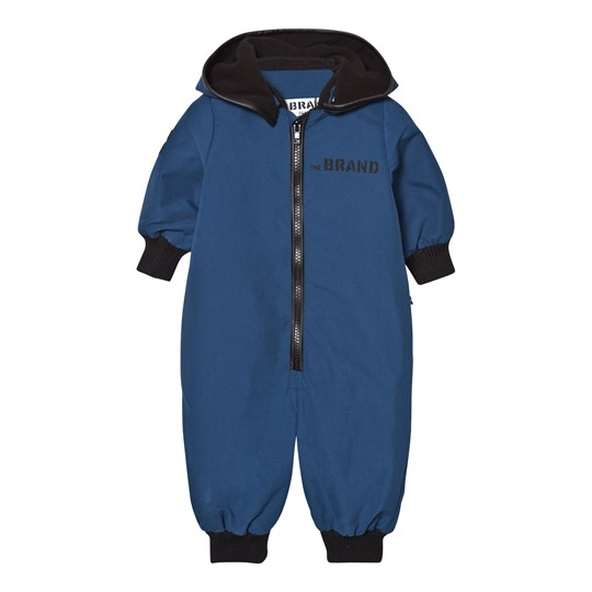 The BRAND Multi Overall Blue Blue