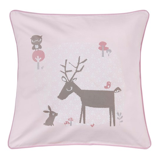 Vinter & Bloom Forest Friends Cushion Cover Blossom Blossom
