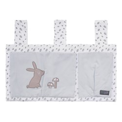 Vinter & Bloom Forest Friends Crib Storage Bluebell