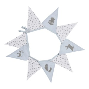 Image of Vinter & Bloom Forest Friends Bunting Bluebell (3017743611)