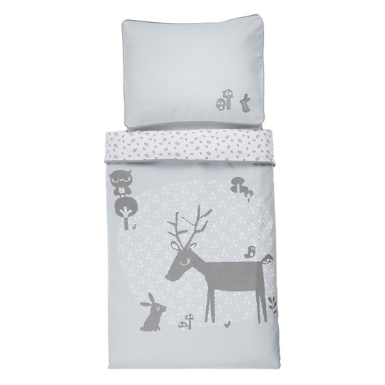 Vinter & Bloom Forest Friends Bäddset Bassinet Bluebell Bluebell