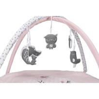 Vinter & Bloom Forest Friends Baby Gym Blossom Blossom