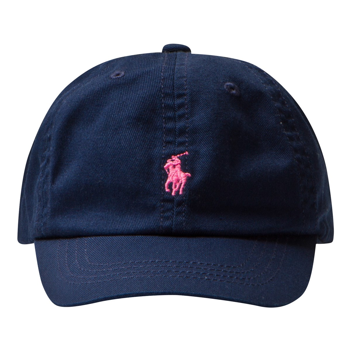 ea052f2173b Ralph Lauren - Cotton Chino Baseball Cap Spring Navy - Babyshop.com