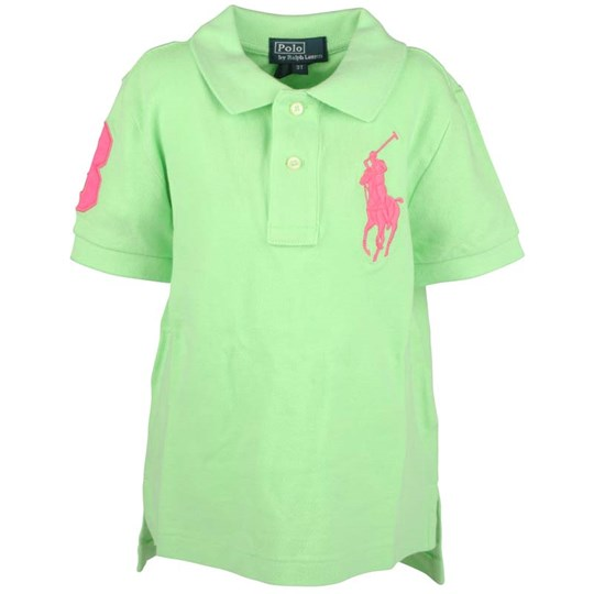Ralph Lauren SS Big PP Polo Key Lime Green