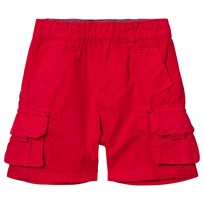 Little Marc Jacobs Red Cargo Shorts 97S