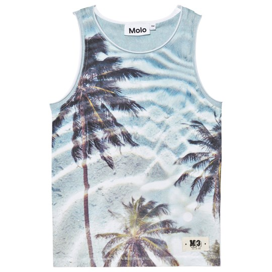 Molo Ronoy Tank Top Beach Reflection Beach Reflection
