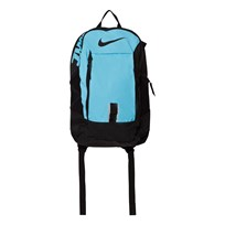 NIKE Alpha Adapt Rise Solid Kids' Backpack Blue VIVID SKY/BLACK/BLACK