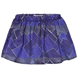 Wolf & Rita Leonor Shorts with Skirt L´art Mountains