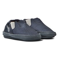 Melton Slip-on Softsole Marine Marine