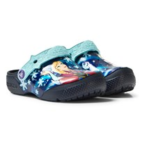 Crocs Crocs Fun Lab Frozen Clogs Navy Navy
