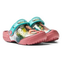 Crocs Graphic Moana FunLab Clogs 93K Abstract