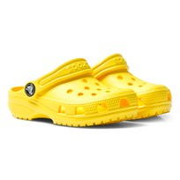 Crocs Classic Clogs Yellow 7C1 Lemon