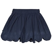 Molo Billie Skirt Casino Blue Casino Blue