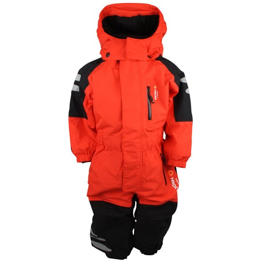 Isbjörn Of Sweden Winter Jumpsuit Lava Red