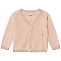 Mini A Ture Betsey Cardigan Pale Dogwood Rose Pale Dogwood Rose