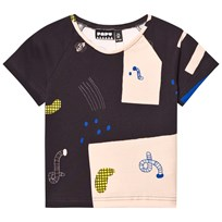 Papu Earth T-Shirt Multi Multi