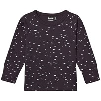 Papu Dot Long Sleeve Shirt Grey Grey