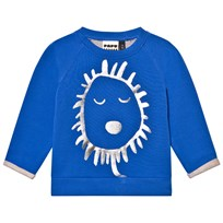 Papu Moon Burr College Shirt Blue Blue