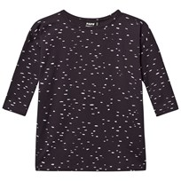 Papu Dot Dress Grey Grey