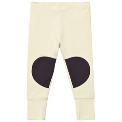 Papu Fog Patch Leggings Hay Green