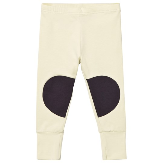 Papu Fog Patch Leggings Hay Green Beige